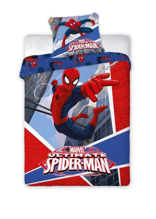 Pościel Dziecięca Spider Man Wz 20 140x200 Pościele Dla Dzieci